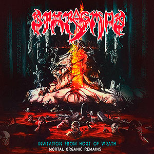 SPARAGMOS - Invitation from Host of Wrath/ Mortal...