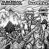 SUBURBAN SHOWDOWN/DISTRESS - Split CD