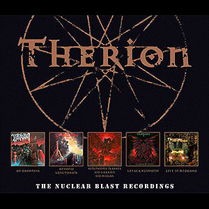 THERION - The Nuclear Blast Recordings