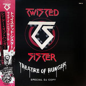 TWISTED SISTER - [pink] Theatre of Hunger