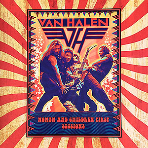VAN HALEN - [red] Women and Children First Sessions