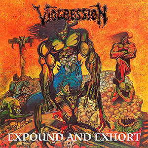 VIOGRESSION - Expound and Exhort