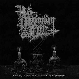 VOID MEDITATION CULT - Sulfurous Prayers of Blight and...